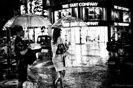 激しい雨が , Is heavy rain
